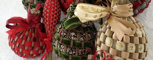 Arternativity decorazioni natalizie i make il for Addobbi natalizi fai da te 2016